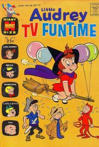 Cover Thumbnail for Little Audrey TV Funtime (Harvey, 1962 series) #2