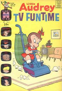 Cover Thumbnail for Little Audrey TV Funtime (Harvey, 1962 series) #6