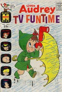 Cover Thumbnail for Little Audrey TV Funtime (Harvey, 1962 series) #8