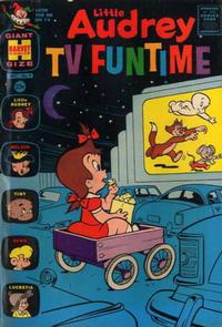 Cover Thumbnail for Little Audrey TV Funtime (Harvey, 1962 series) #9