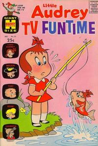 Cover Thumbnail for Little Audrey TV Funtime (Harvey, 1962 series) #21