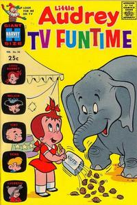 Cover Thumbnail for Little Audrey TV Funtime (Harvey, 1962 series) #26