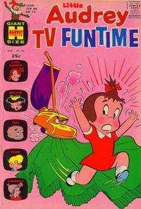 Cover Thumbnail for Little Audrey TV Funtime (Harvey, 1962 series) #32