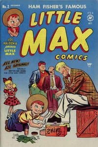 Cover Thumbnail for Little Max Comics (Harvey, 1949 series) #2