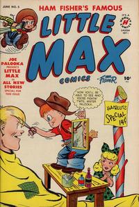 Cover Thumbnail for Little Max Comics (Harvey, 1949 series) #5