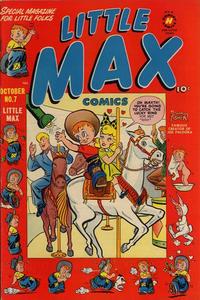 Cover Thumbnail for Little Max Comics (Harvey, 1949 series) #7