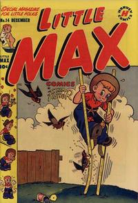 Cover Thumbnail for Little Max Comics (Harvey, 1949 series) #14