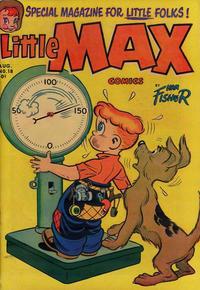 Cover Thumbnail for Little Max Comics (Harvey, 1949 series) #18