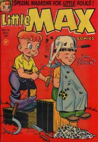 Cover Thumbnail for Little Max Comics (Harvey, 1949 series) #19
