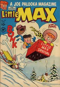 Cover Thumbnail for Little Max Comics (Harvey, 1949 series) #22