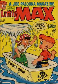 Cover Thumbnail for Little Max Comics (Harvey, 1949 series) #23
