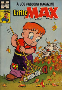 Cover Thumbnail for Little Max Comics (Harvey, 1949 series) #32