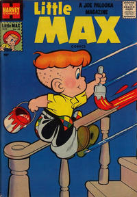 Cover Thumbnail for Little Max Comics (Harvey, 1949 series) #49