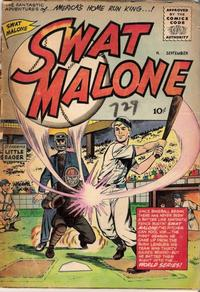 Cover Thumbnail for Swat Malone (Swat Malone Enterprises, 1955 series) #1