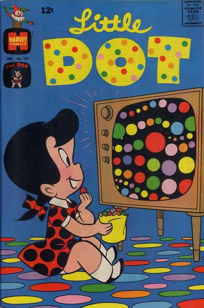 Cover for Little Dot (Harvey, 1953 series) #121