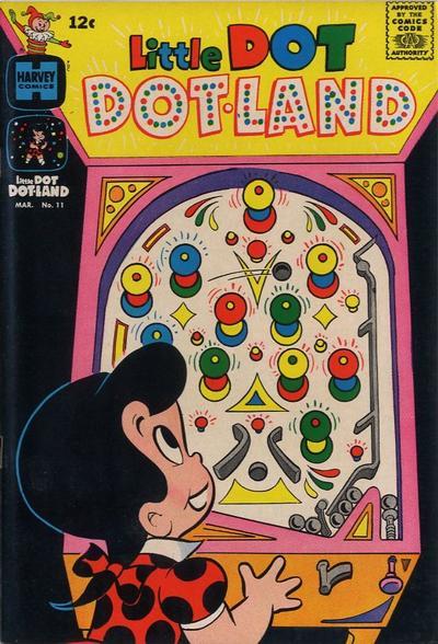 Cover for Little Dot Dotland (Harvey, 1962 series) #11
