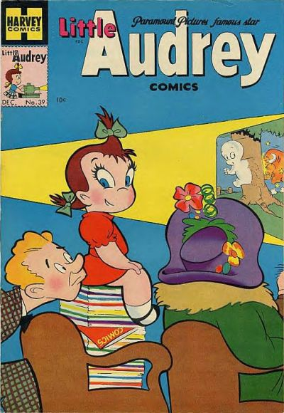 Cover for Little Audrey (Harvey, 1952 series) #39