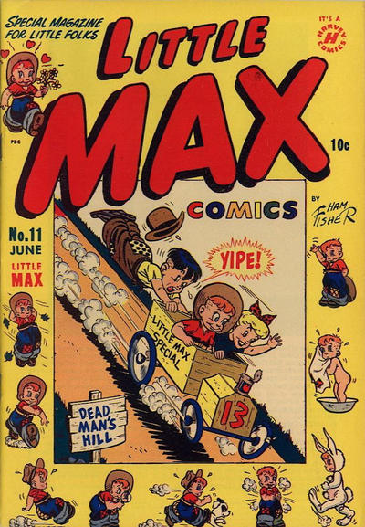 Cover for Little Max Comics (Harvey, 1949 series) #11
