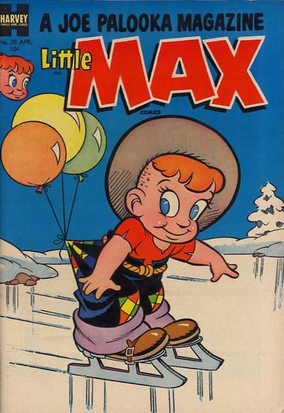Cover for Little Max Comics (Harvey, 1949 series) #28