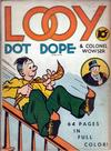 Cover for Looy Dot Dope (United Feature, 1939 series) #13