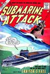 Cover for Submarine Attack (Charlton, 1958 series) #36