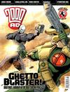Cover for 2000 AD (Rebellion, 2001 series) #1408
