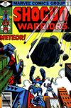 Cover for Shogun Warriors (Marvel, 1979 series) #12 [direct edition]
