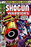 Cover for Shogun Warriors (Marvel, 1979 series) #18