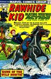 Cover for The Rawhide Kid (Marvel, 1960 series) #118