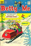 Cover for Betty and Me (Archie, 1965 series) #7