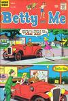 Cover for Betty and Me (Archie, 1965 series) #10