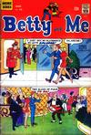 Cover for Betty and Me (Archie, 1965 series) #14