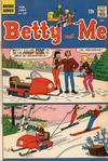 Cover for Betty and Me (Archie, 1965 series) #19