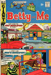Cover for Betty and Me (Archie, 1965 series) #47