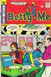 Cover for Betty and Me (Archie, 1965 series) #63