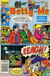 Cover for Betty and Me (Archie, 1965 series) #163 [Regular Edition]