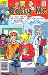 Cover for Betty and Me (Archie, 1965 series) #175
