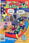 Cover for Betty and Me (Archie, 1965 series) #179 [Newsstand]