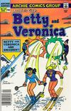 Cover for Archie's Girls Betty and Veronica (Archie, 1950 series) #329