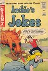 Cover for Archie Giant Series Magazine (Archie, 1954 series) #17