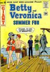 Cover for Archie Giant Series Magazine (Archie, 1954 series) #18