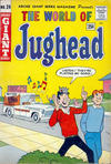 Cover for Archie Giant Series Magazine (Archie, 1954 series) #24