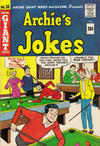 Cover for Archie Giant Series Magazine (Archie, 1954 series) #33