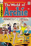 Cover for Archie Giant Series Magazine (Archie, 1954 series) #148