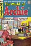 Cover for Archie Giant Series Magazine (Archie, 1954 series) #151