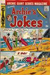 Cover for Archie Giant Series Magazine (Archie, 1954 series) #198
