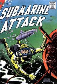 Cover Thumbnail for Submarine Attack (Charlton, 1958 series) #11