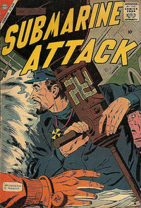 Cover Thumbnail for Submarine Attack (Charlton, 1958 series) #12