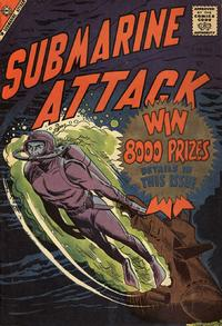 Cover Thumbnail for Submarine Attack (Charlton, 1958 series) #15