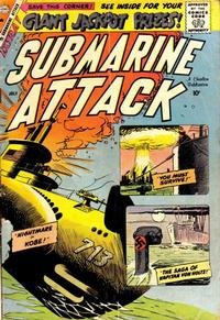 Cover Thumbnail for Submarine Attack (Charlton, 1958 series) #17